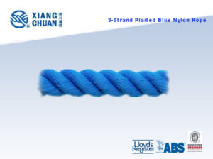 Dnv Approved 3 Strand Nylon Rope Polypropylene Rope PP Rope Polyester Rope pictures & photos