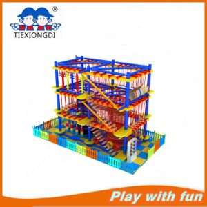 Professional Children Amusement Equipment Manufacturer Rope Course pictures & photos