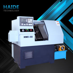 Slant Bed CNC Lathe Machinery (Hnc-32) with Fanuc System pictures & photos