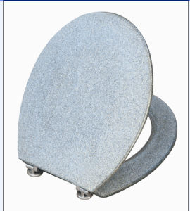 Silve Resin Toilet Seat (1607) pictures & photos