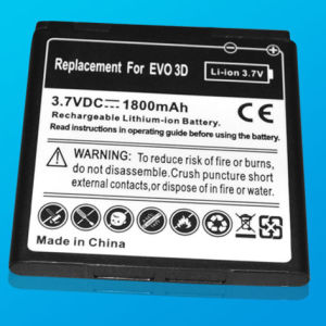 Mobile Phone Battery for HTC Evo 3D pictures & photos