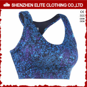 New Design Dri Fit Sublimation Sports Bra pictures & photos