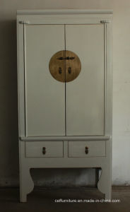 Antique Country Chinese Furniture Wood Bedroom Wardrobese