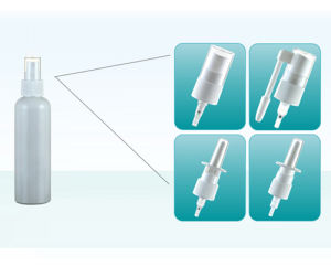 100ml PE Plastic Bottle with Pump Spray pictures & photos