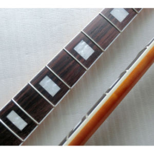 Heel Adjusted Rosewood 4 String Canadian Maple Jazz Bass Neck pictures & photos