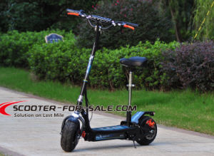 500W 36/48V Electric Scooter with Lithium Battery LiFePO4 for Adults pictures & photos