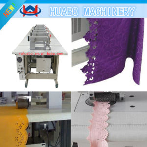China Ultrasonic Nonwoven Bag Sealing and Cutting Machine pictures & photos