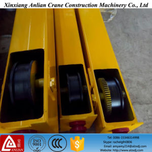 Customized Cast and Forged Steel Crane Trolley Wheel pictures & photos