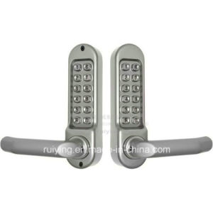 Good Price High Quality Entrance Handle Door Lock (5050SC)