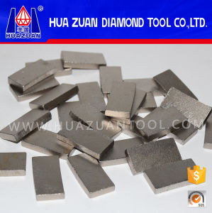 Huazuan High Quality Diamond Segment for Granite Cutting pictures & photos