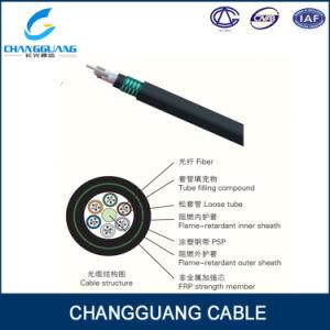 Fire Resistant Fiber Optic Cable Gjfzy53-Fr Manufacturer pictures & photos