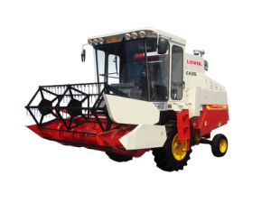 FOTON LOVOL GE25, 90HP, Cutting Width 2.3m Rice Combine Harvester pictures & photos