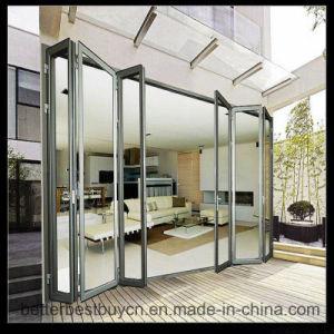 Multi Model Customized Aluminium Alloy Bi-Folding Door pictures & photos