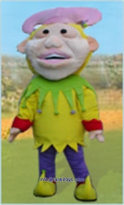 Brend New Inflatable Costume Cartoon for Indoor or Outdoor Use (A889) pictures & photos