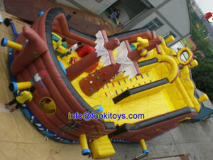 Colorrul Inflatable Jumping Castles for Kids and Children (B040) pictures & photos