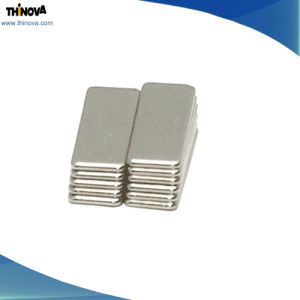 Wholesale Neodymium Block Magnetic material Neodymium Magnet for Servo Motor