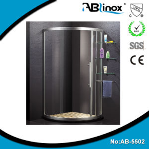 Hot Sale High Quality Tempered Glass Shower (AB5002) pictures & photos