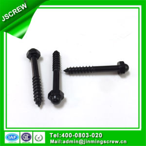 Cap Hex Head Half Thread Self Tapping Screw pictures & photos