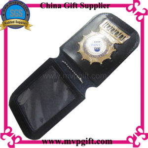 Metal Badge with Customer 2D/3D Logos Police Badge Use (m-pb001) pictures & photos