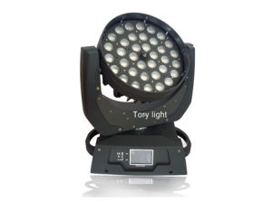 36*10W RGBW LED Moving Head Light pictures & photos