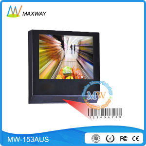 15 Inch LCD Advertising Player with Barcode Reader (MW-153AUS) pictures & photos