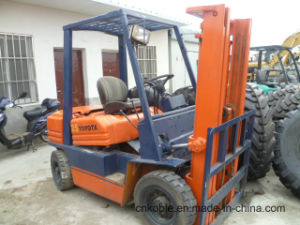 Good Used Toyota 5 Ton Forklift/ Used Forklift 5t Toyota