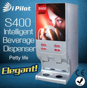 Double-Cup Beverage Delivery Nozzle S400 Intelligent Beverage Dispenser pictures & photos