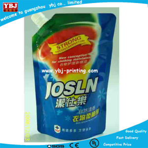 Wholesale Hot Selling Printing Design Doypack, Spout Pouch for Juice Packaging