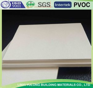 Acoustic Fiberglass Ceiling (square and tegular edge) Fiberglass Ceiling pictures & photos