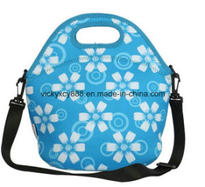 Neoprene Children Waterproof Picnic Cooler Luch Bag (CY3324) pictures & photos