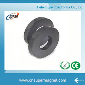 Sintered Hard Y30bh Speaker Ring Ferrite Magnet pictures & photos