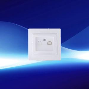 Hot Seeling European Telephone Wall Socket
