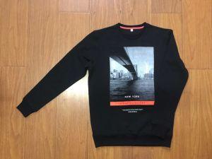 CVC60/40 Fleece 300GSM Sweatshirt pictures & photos