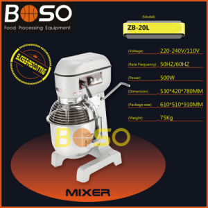 Industrial 100kg Planetary Bread Dough Mixer (BOS-100) pictures & photos