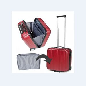 Travel Luggage Case in Red pictures & photos