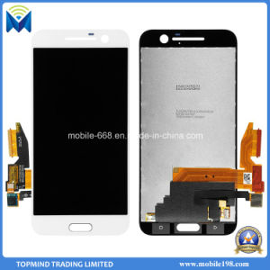 Mobile Phone LCD for HTC 10 LCD with Touch Screen Digitizer pictures & photos