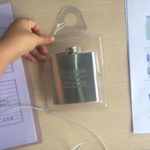 High Qualily Stainless Steel Hip-Flask pictures & photos
