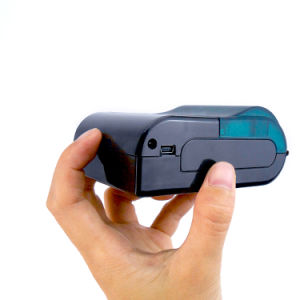 Pocket Portable Black Bluetooth/WiFi Printer Barcode Print pictures & photos