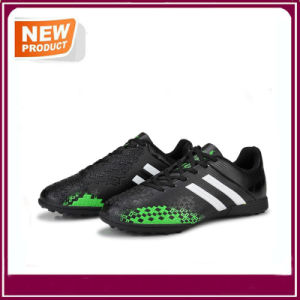 Men′s Sport Indoor Soccer Shoes Football Boots pictures & photos