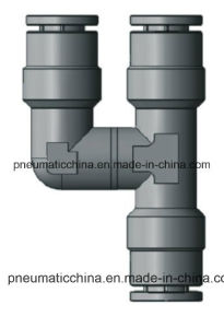 Brass Nickle-Plated Pneumatic Fittings, Metal Fitting, Air Fitting pictures & photos