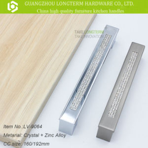 Process Nickel Bar Furniture Cupboard Handle pictures & photos