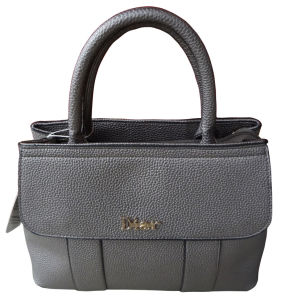 Latest Design Fashion PU Leather Handbags for Ladies pictures & photos