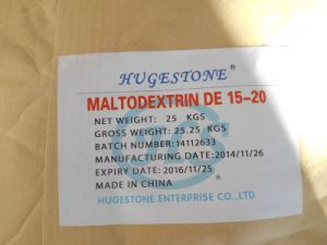 High Quality Food Grade Maltodextrin (9050-36-6) (C6nH(10n+2) O (5n+1)) pictures & photos