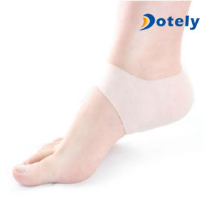 Silicone Gel Breathable Protective Heel Air Support Sleeve pictures & photos