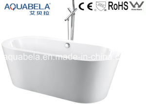 Solid Surface Acrylic Resin Bath Tubs (JL603) pictures & photos