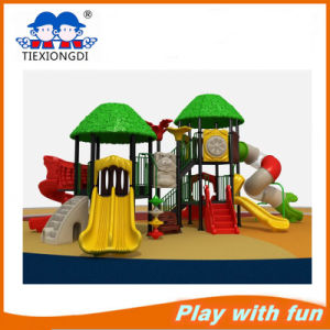 2016 Children Outdoor Amusement Park and Kids Outdoor Playground Equipment pictures & photos