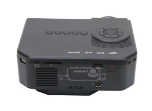 America 2016 Ultra Popular Q5 Mini Projector pictures & photos