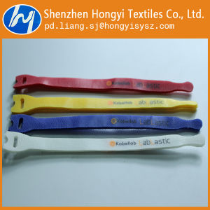SGS Certified Nylon Self-Locking Magic Tape Cable Tie pictures & photos