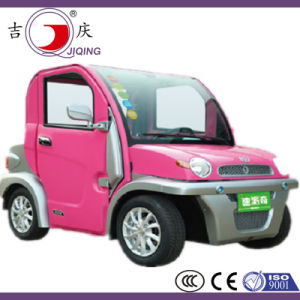 2 Seats Electric Passenger Vehicle with Max Speed 42km/H pictures & photos
