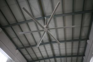 Aluminum Industrial Ceiling Ventilating Fan for Farm